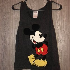 Mickey Mouse Tank Top Women's